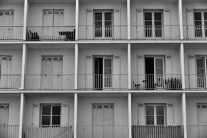 התנגדות לבנייה בבית משותף